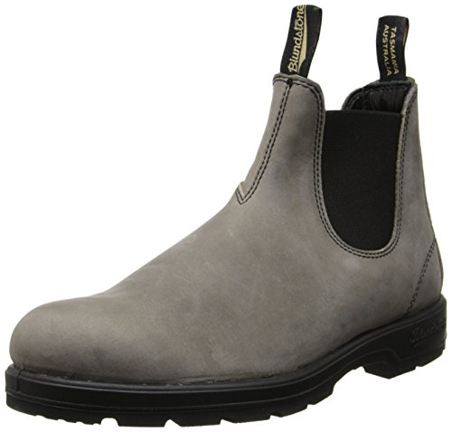 Blundstone Warm Unisex 550 Ankle Lining Grey Adults Comfort Classic Boots Steel OxqOrRU