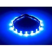 CableMod WideBeam Magnetic LED Strip Blue - 30cm / 15 LEDs (CM-LED-15-M30KB-R)