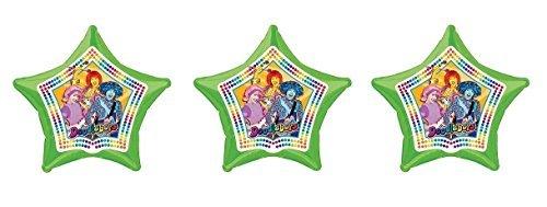 3 Disney Doodlebop Mylar Balloons