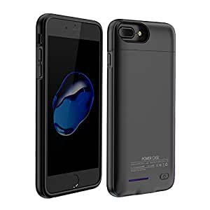 Amazon Com Leaber 4200mah Battery Case For Both Iphone 7