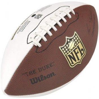 ウィルソンAutograph 3パネルFootball Unsigned f1192r B004NTR5V6