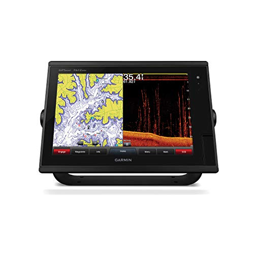Garmin GPSMAP 7612xsv J1939 Transducer Bundle GPSMAP 7612xsv