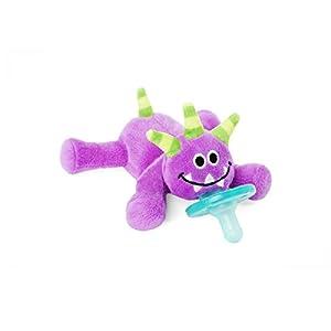 WubbaNub Infant Pacifier – Monster
