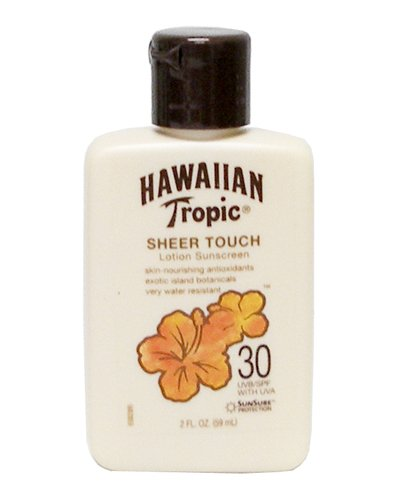 Hawaiian Tropic Sheer Touch Lotion