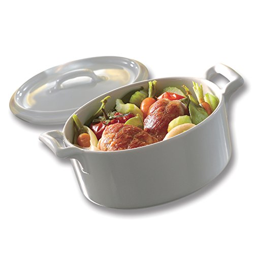 Revol Belle Cuisine BC0145-1 15.75 Ounce Cocotte With Lid
