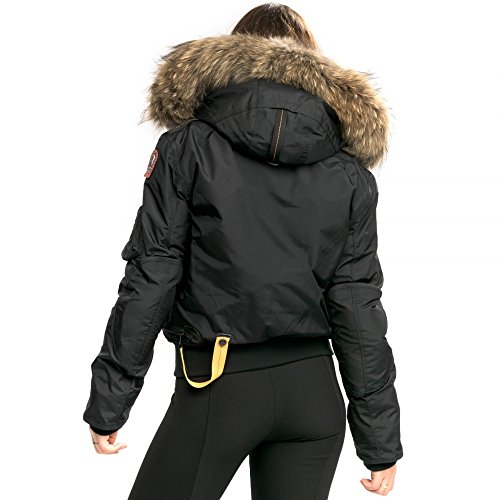 parajumpers gobi womens hooded bomber jacket