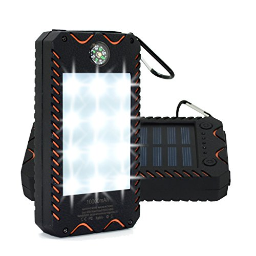 Travel Solar Battery Charger - 3