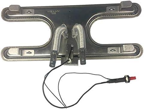 Universal Stainless Burner Adjustable Ignitor product image