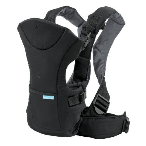 Infantino Flip Front Carrier Black