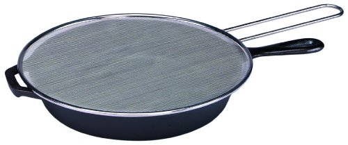 Lodge K13SCRN Splatter Screen for this list of coolest camp Dutch oven accessories