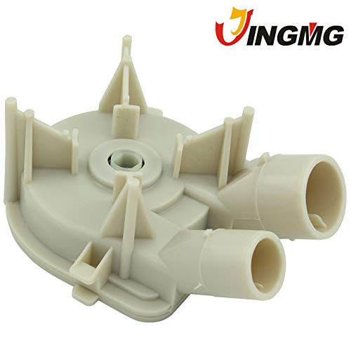 (Jingmg 3363394 Washer Water Drain Pump Replacemengt Part for Whirlpool & Kenmore - Replaces 3363394 3352293 3352292)