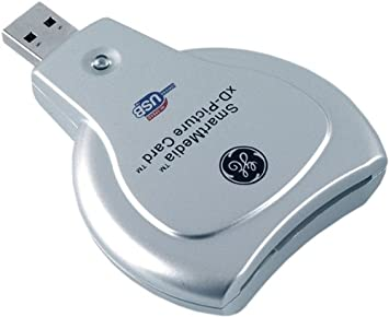 Amazon.com: GE jasco97929 XD/Smart Media Card Reader ...