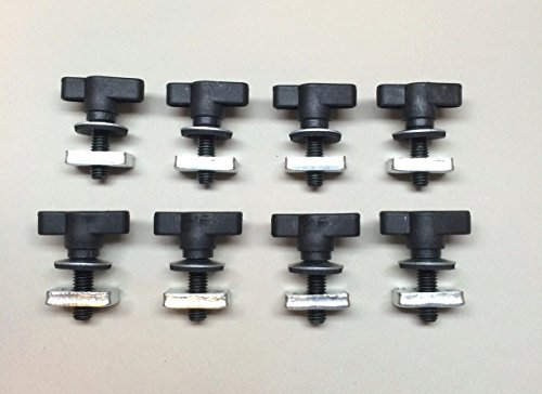 Jeep Wrangler Universal Easy On Off Hard Top Fasteners Nuts Bolts for YJ TJ JK by Jeep