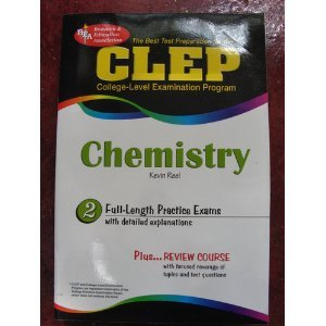 CLEP Chemistry (REA) byReel pdf