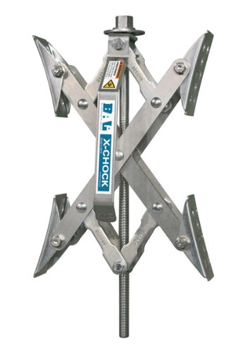 BAL 28010  X-Chock Tire Locking Chock - Single