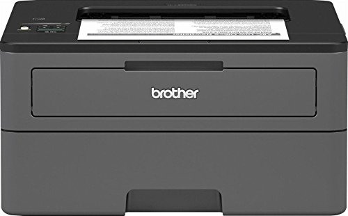 Brother HL-L2370DW Wireless Black-and-White Printer Gray HL-L2370DW