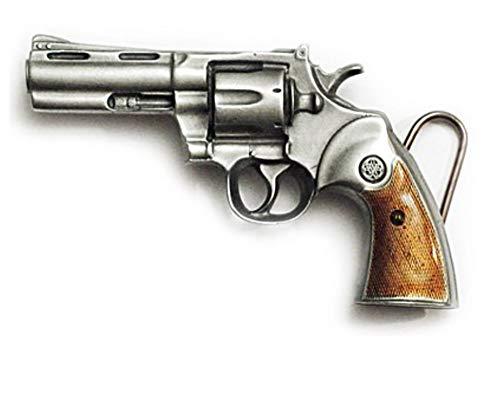 (REVOLVER Belt Buckle Gun Rights NRA Firearms)