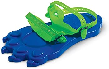 Redfeather Kids Snowpaw Snowshoes (Blue/Green or Blue/Pink)