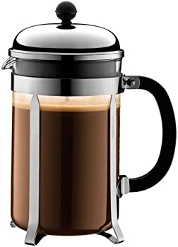Bodum Chambord French Press 51oz Coffee Maker