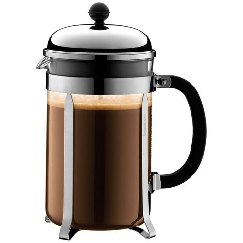 Bodum Chambord French Press Coffee Maker, 12 Cup (51oz)