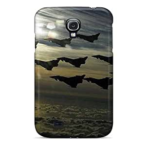 Forever Collectibles Aircraft Hard Snap-on Galaxy S4 Case