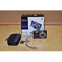 Sony DSC-W370 Cyber-Shot 14.1 MP Digital Camera with 7x Optical Zoom (Black)
