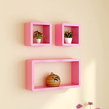 Amazon.com: Onlineshoppee MDF Handicraft Wall Decor U-shaped ...