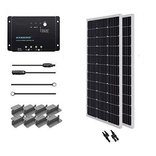 Components Of Solar Lighting System