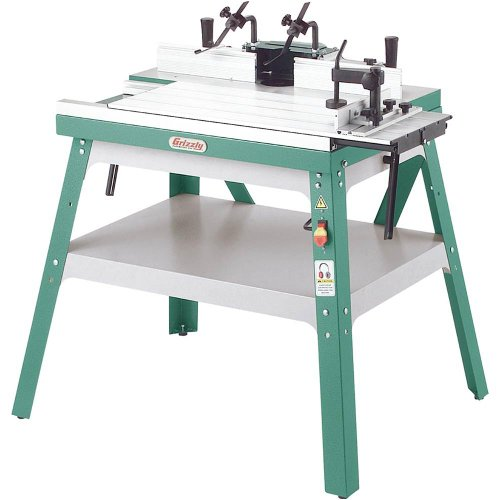 Grizzly G0528 Router (Grizzly Sliding Table)