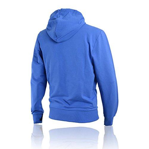 Rues Capucha Sudadera Real Bxt Des Hombre 4552 Azul Con Boxeur qxT6Ongf4w