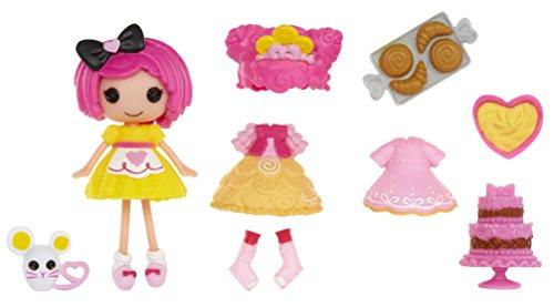 Lalaloopsy Minis Doll Crumbs Sugar Cookie Toy