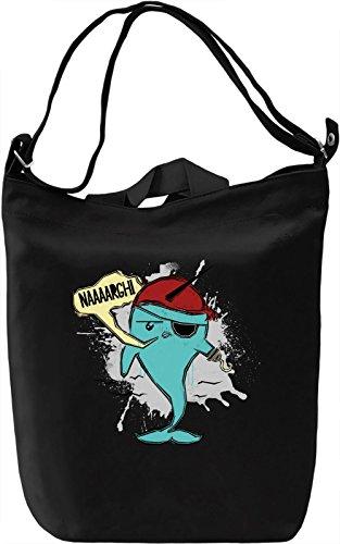 Angry Naso Borsa Giornaliera Canvas Canvas Day Bag| 100% Premium Cotton Canvas| DTG Printing|