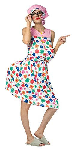 Rasta Imposta Women's Granny, Multi, One (Old Granny Costume)