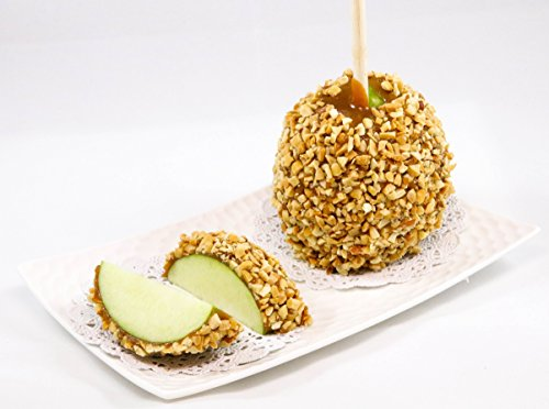 - Peanut Caramel Apple