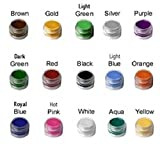 Face Paint – Certified Organic, Hypoallergenic, All Natural Kit - Cosmetics Grade - locking Stackable Jars for Easy Storage and Carry, Best for Parties, Makes Halloween Costumes Even Better!