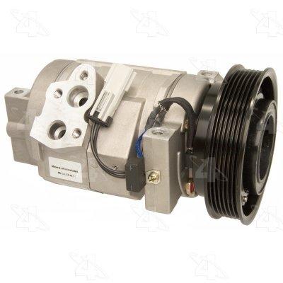 Four Seasons 68342 A/C Compressor by Four Seasons - Pickup A/c Compressor