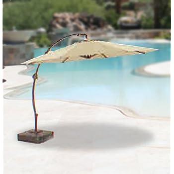 Amazon Com Garden Winds Rolston Offset Umbrella And