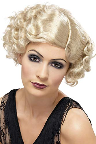 Smiffys 20s Flirty Flapper Wig