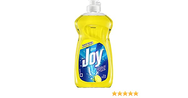 Amazon.com : Joy Ultra Dishwashing Liquid, Lemon Scent 12.60 oz (Pack of 10) : Beauty