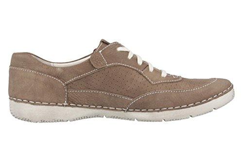 Taupe Josef 09 869 donna Low Top Sneaker Seibel Antje 82909 rOA4rqz