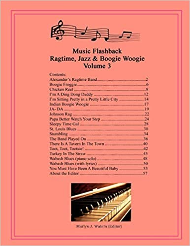 Amazoncom Music Flashback Ragtime Jazz And Boogie Woogie