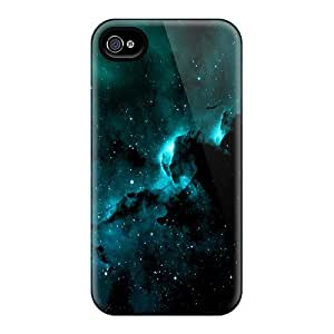 New PlP19782LEDd Space Skin Cases Covers Shatterproof Cases For Iphone 6plus