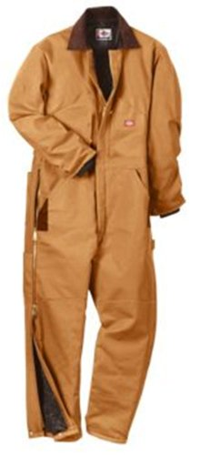Insulated 10 Oz Duck Coveralls - 3