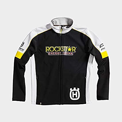 XX-Large Husqvarna Rockstar Replica Team Jacket
