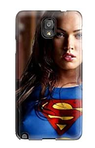 High Grade Hard For Ipod Touch 4 Case Cover - Megan Fox Supergirl