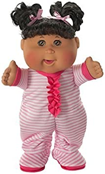 Cabbage Patch Kids 12 5 Inch Dance With Me Hispanic By Wicked Cool Toys Amazon Co Uk Toys Games