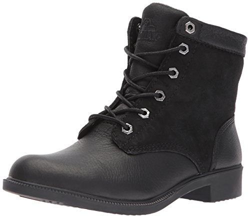 Women's Shearling Ankle Black Classic Kodiak Boot 0Z7UqZw