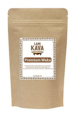 Premium Grade Kava Root Powder by Big Kava - USA Certified Noble Grade - High Quality - Super Relaxation - Bonus Kava Guide