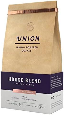 Unión Café Tostado Medio Cafetera Grind - 200g House Blend: Amazon ...