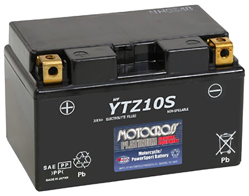04 Replacement Motorcycle Battery - 3